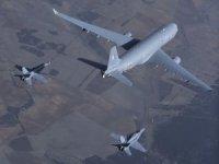 Франция заказывает самолеты-заправщики и атомную подлодку