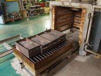 Новая печь включилась в производственный процесс Уссурийского ЛРЗ