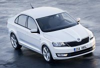 Калужский завод VW перешел к серийному выпуску Scoda Rapid