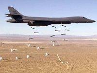 Американские стратегические бомбардировщики B-1B Lancer вооружились крылатыми ракетами увеличенной дальности