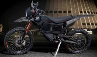Компания Zero Motorcycles представила новый мотоцикл для военных ZERO MMX 2013