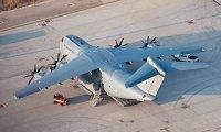 Первый турецкий A-400M Atlas прибыл на место дислокации