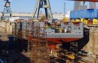 """Для строительства арктических судов большого водоизмещения подходит СЗ """"Залив"""""""