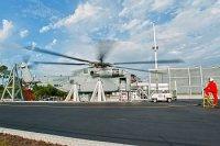 Sikorsky продолжает наземные испытания вертолета CH-53K