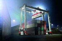 Konecranes представляет новый контейнерный кран Boxhunter