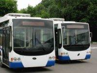 Испытания троллейбуса на литий-ионных аккумуляторных батареях прошли в Петербурге