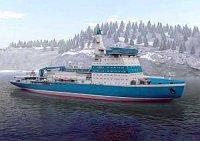 Подписан контракт на строительство двух серийных ледоколов проекта 22220