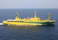 Компания Tokai Kisen получила новое судно от Mitsubishi Heavy Industries