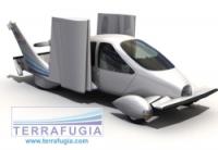 Компания  Terrafugia обещает начать продажи летающего автомобиля в 2016 году