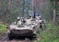 Десантники получают модернизированные БМД-2