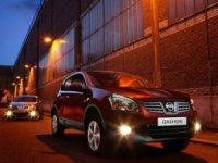 В Петербурге через год начнется сборка Nissan Qashqai