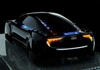 Audi взялась за электрокары
