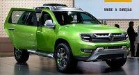 Renault обновит Duster
