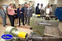 ВИАМ посетил заместитель министра промышленности и торговли