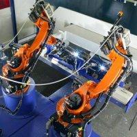 """На """"Лесдревмаше-2014"""" продемонстрируют 3D–фрезерование дерева при помощи робота KUKA"""