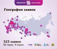Конкурс GenerationS собрал 323 заявки по направлению BioTechMed