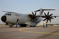 Airbus Military сдала третий A-400M Atlas французским военным