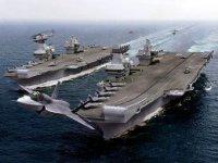 Два авианосца класса Queen Elizabeth встанут на вооружение Великобритании