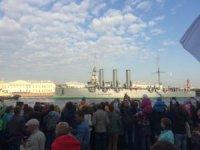 """""""Северная верфь"""" займется модернизацией крейсера """"Аврора"""""""