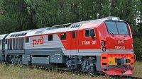 Магистральный грузовой тепловоз ТГ16М тестируют в Коломне