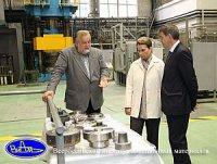 ВИАМ посетил Александр Хлунов
