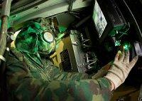 Два новых полка РХБЗ около 400 единиц вооружения, военной и специальной техники
