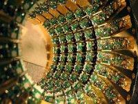 Росэлектроника совместно с РАН РФ представили новую линию производства теплоотводящих элементов из поликристаллического алмаза