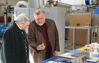 Вице-президент РАН ознакомился с научно-исследовательской и производственной базой ВИАМ
