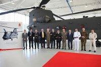 СВ Италии получили два первых CH-47F Chinook