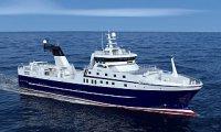 Rolls-Royce спроектирует рыболовный траулер для компании Ramoen