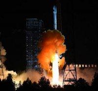 Китайский космический беспилотник успешно запущен на лунную орбиту