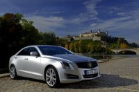 В России отзывают 122 автомобилей Cadillac ATS