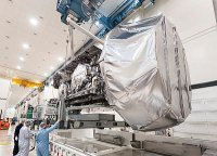 Американский тактический спутник связи MUOS-3 прибыл на мыс Канаверал