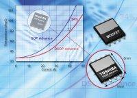 Компания Toshiba расширяет семейство сверхэффективных низковольтных МОП-транзисторов
