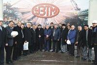 Делегация иранских бизнесменов посетила Уралмашзавод с деловым визитом