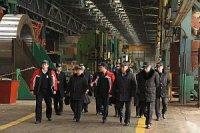 """""""АЭМ-технологии"""" посетили представители Парламента и Ядерного общества Республики Казахстан"""