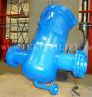 Сетчатые фильтры ФМО новой конструкции поставлены в Казахстан