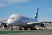Airbus заявляет о возможном снятии с производства лайнера A380