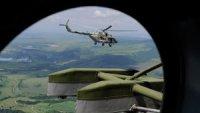 14 вертолетов Ми-8МТВ-5 поступили в ЗВО