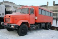 «АвтоКрАЗ» поставил Северному ГОКу вахтовые автомобили