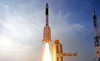 Индийская тяжелая ракета-носитель с криогенным двигателем успешно стартовала