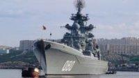 """Ракетный крейсер """"Адмирал Нахимов"""" после модернизации вернется в состав ВМФ в 2018 году"""
