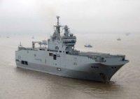 """Российские моряки возвращаются из Франции без """"Мистралей"""""""
