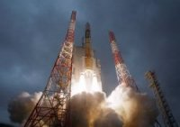 Япония запустила очередной спутник-шпион