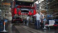 Калужский завод Volvo берет производственный тайм-аут и сокращает работников