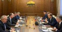 Денис Мантуров провел встречу с министром промышленности Республики Беларусь