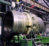 """«ЗиО-Подольск» приступил к сборке корпуса первого реактора установки «РИТМ-200» для ледокола """"Арктика"""""""