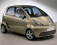 Tata Motors улучшает субкомпактный Tata Nano