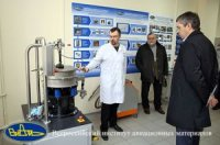 ВИАМ посетил заместитель министра образования и науки Александр Повалко