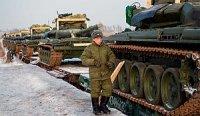 """""""Уралвагонзавод"""" передал мотострелкам ЦВО партию модернизированных Т-72Б3"""